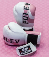 PULEV SPORT Women Boxing Gloves / Girl Velcro