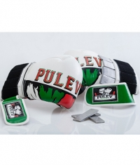 PULEV SPORT Primo Velcro with weights - Boxing Gloves