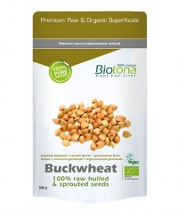 BIOTONA Buckwheat 100% Raw