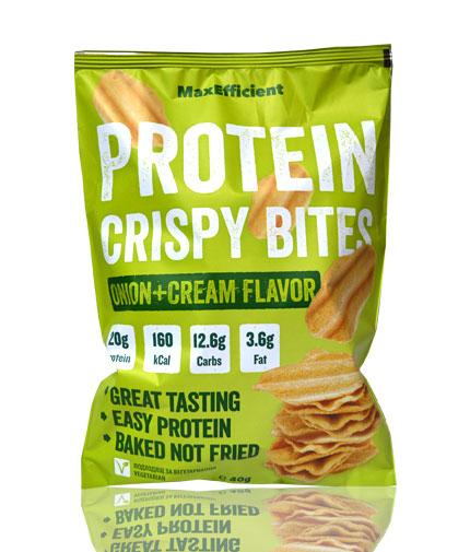 NUTRIM Protein Crispy Bites / Onion + Cream Flavor