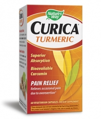NATURES WAY Curica® Turmeric 300mg. / 60 Vcaps.