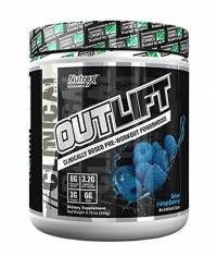 NUTREX Outlift Powder / 10 Servings