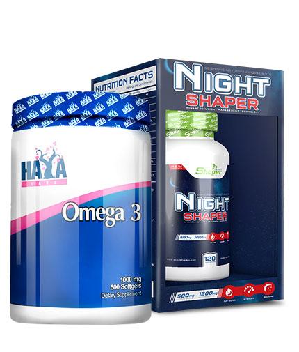 PROMO STACK NIGHT SHAPER STACK 3