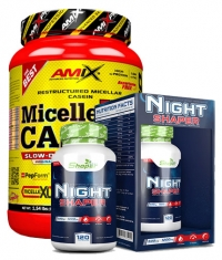 PROMO STACK NIGHT SHAPER STACK 4