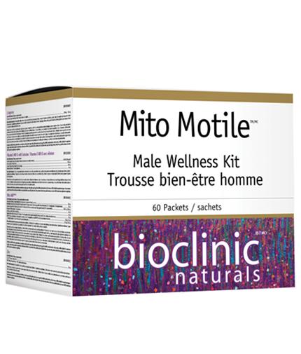 Bioclinic Naturals Mito Motile / 60 Packs.