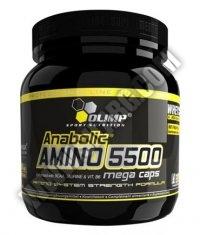 OLIMP Anabolic Amino 5500 Mega Caps - 360 Caps.