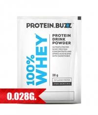 PROTEIN.BUZZ 100% Whey Protein / Sachet