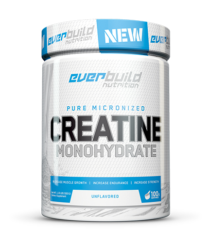 EVERBUILD Creatine Monohydrate 0.500