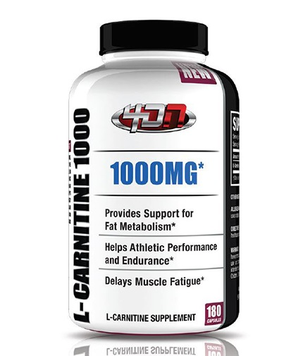 4DN L-Carnitine 1000mg. / 180 caps.