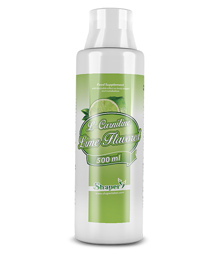 SHAPER L-Carnitine Lime flavored
