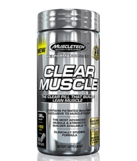 MUSCLETECH Clear Muscle / 168 Caps.