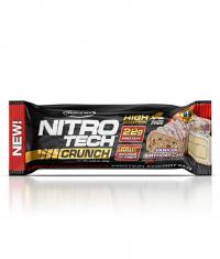 MUSCLETECH Nitrotech Crunch Bar / 65g