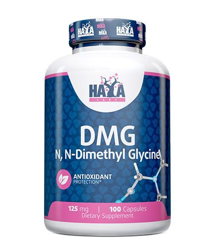 HAYA LABS DMG 125 mg. / 100 caps.