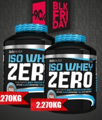 PROMO STACK ISO WHEY