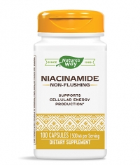 NATURES WAY Niacinamide 500mg. / 100 Caps.