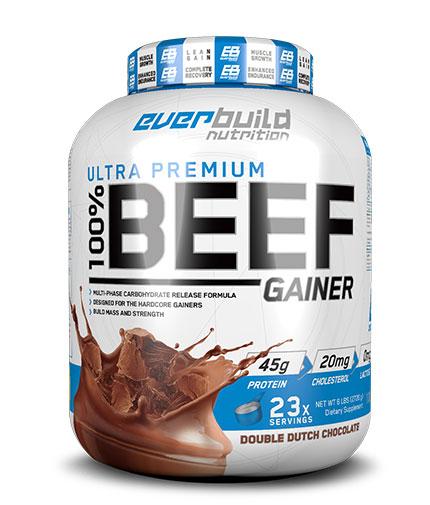 EVERBUILD 100% Beef Gainer 2.720