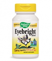 NATURES WAY Eyebright Blend 458mg. / 100 Vcaps.