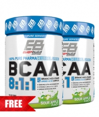 PROMO STACK Double BCAA Stack