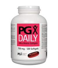 NATURAL FACTORS PGX Daily 750mg. / 120Soft.