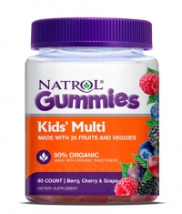 NATROL Gummies Kid`s Multi / 90 Gummies