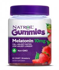 NATROL Gummies Melatonin 10mg. / 90 Gummies
