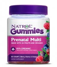 NATROL Gummies Prenatal Multi / 90 Gummies