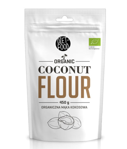 DIET FOOD Organic Coconut Flour