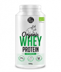 DIET FOOD Organic Whey Protein with Green Mix