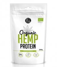 DIET FOOD Organic Hemp Protein