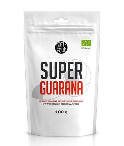DIET FOOD Super Guarana Powder