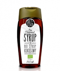 DIET FOOD Bio Coconut Syrup / 250ml.