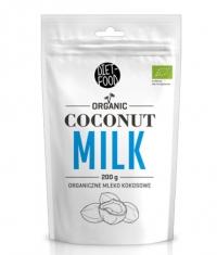 DIET FOOD Organic Coconut Milk