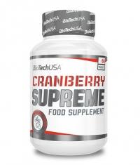 BIOTECH USA Cranberry Supreme / 60 Tabs.
