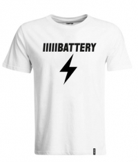 BATTERY T-Shirt Man