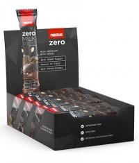 PROZIS Zero Milk Chocolate with Cereals / 24x27g.