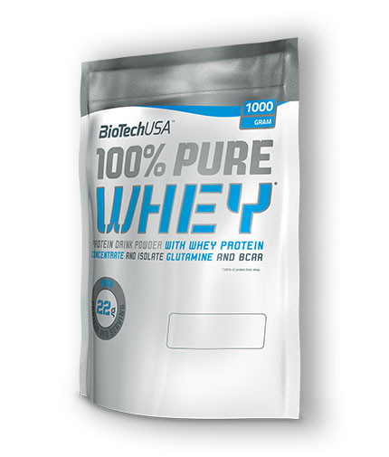 BIOTECH USA 100% Pure Whey