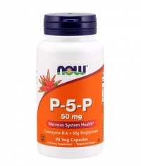NOW P-5-P 50mg. / 90 Vcaps.