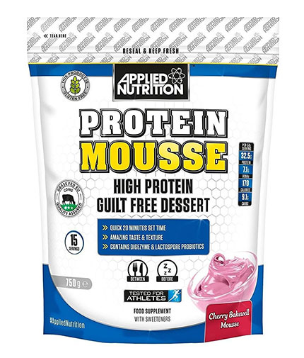 APPLIED NUTRITION Applied Protein Mousse