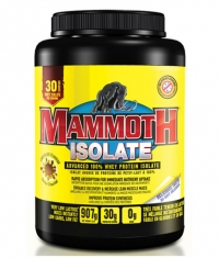 INTERACTIVE NUTRITION Mammoth Isolate