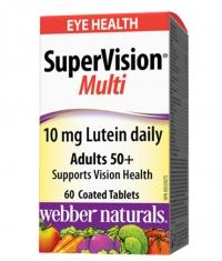 WEBBER NATURALS SuperVision® Multi / 60Tabs.