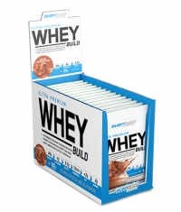 EVERBUILD Ultra Premium Whey Build Box / 20 Sachets