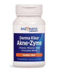ENZYMATIC THERAPY Derma Klear Akne-Zyme 380mg. / 90 Caps.
