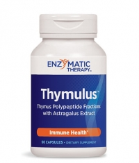 ENZYMATIC THERAPY Thymulus 450mg. / 60 Caps.