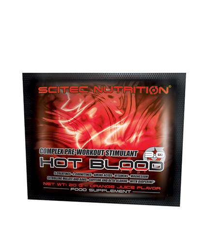 SCITEC Hot Blood 3.0 / Sachets