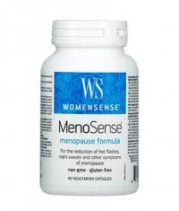 NATURAL FACTORS WomenSense® MenoSense / 90Vcaps.