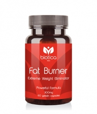 BIOTICA Fat Burner 300mg / 60 Caps
