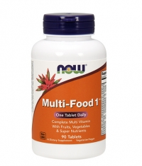 NOW Multi-Food 1 / 90Tabs.
