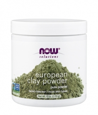 NOW European Clay Powder 170g