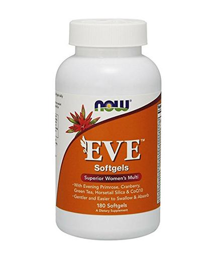 NOW Eve Women's Multiple Vitamin / 180Softgels