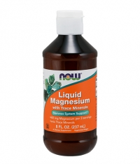 NOW Magnesium Liquid 237ml.